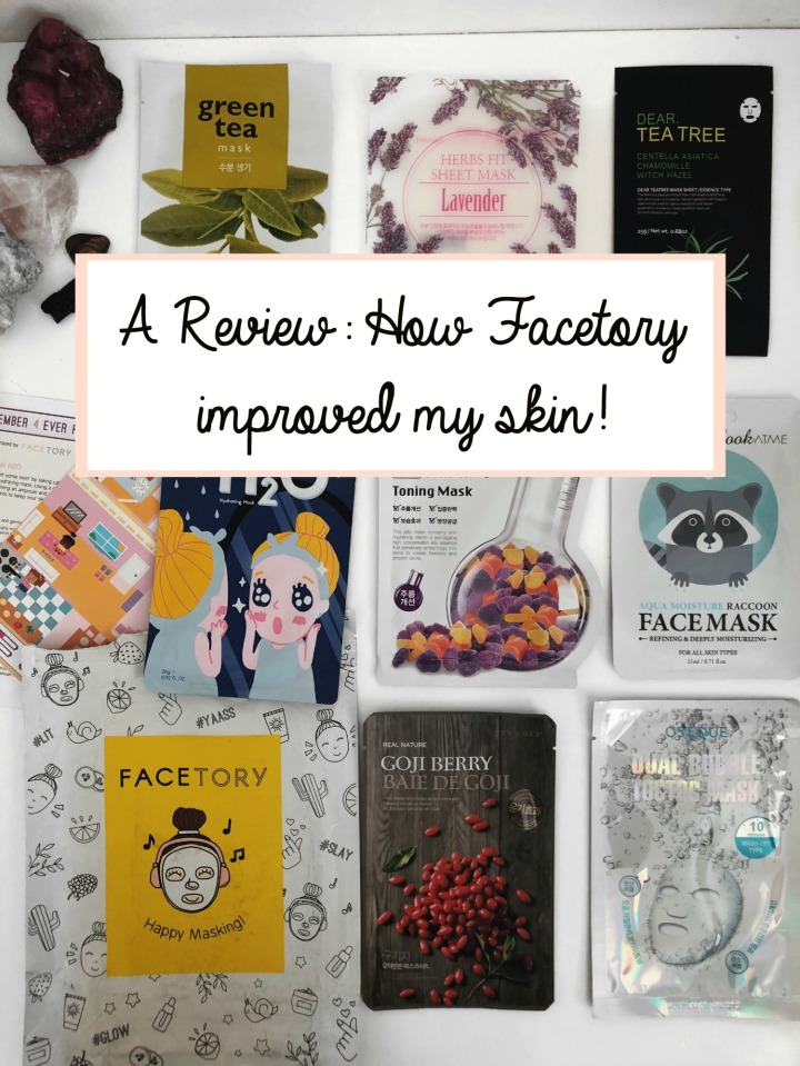 Review: How FaceTory Helped Clear My Skin