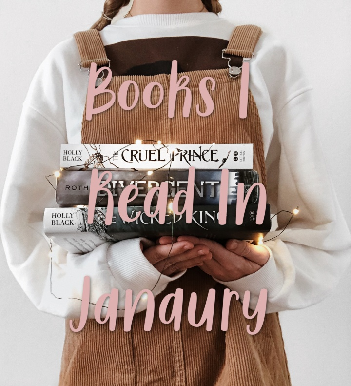 Books I Read in January!