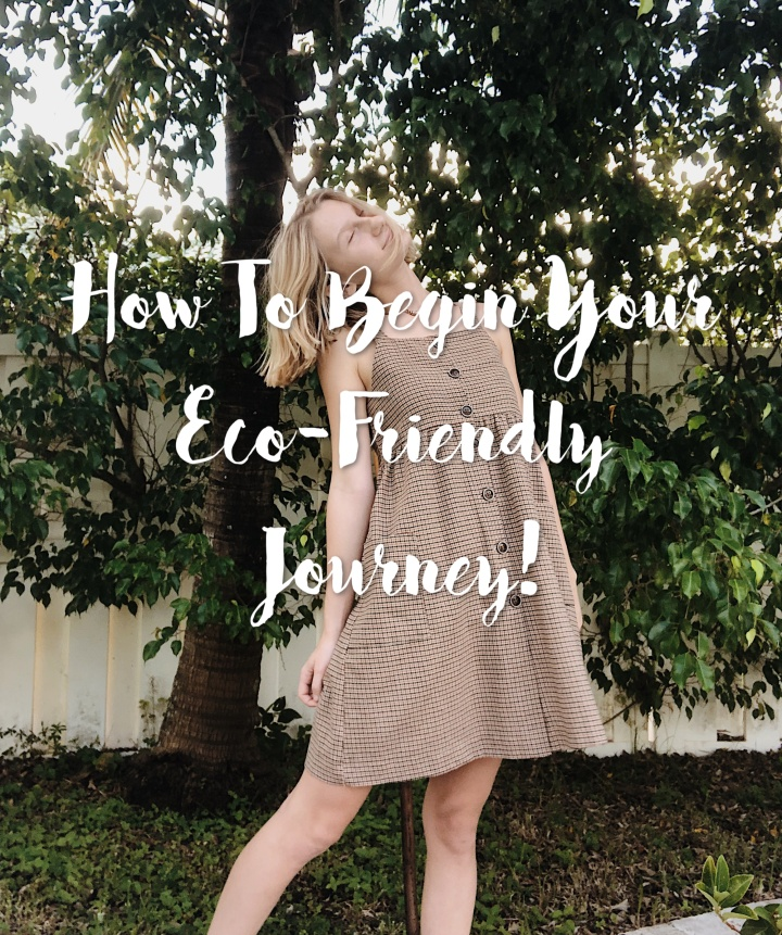 How to Begin Your Eco-Friendly Journey!