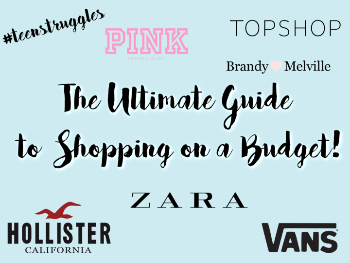 The Ultimate Guide to Shopping on a Budget